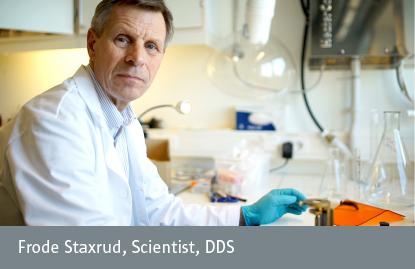 Frode Staxrud, DDS