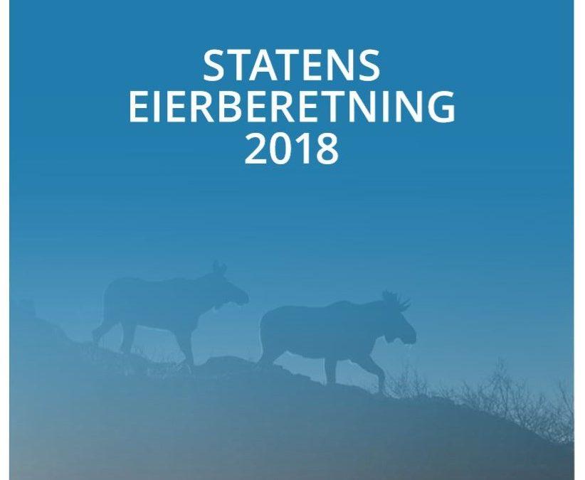 Statens eierberetning 2018